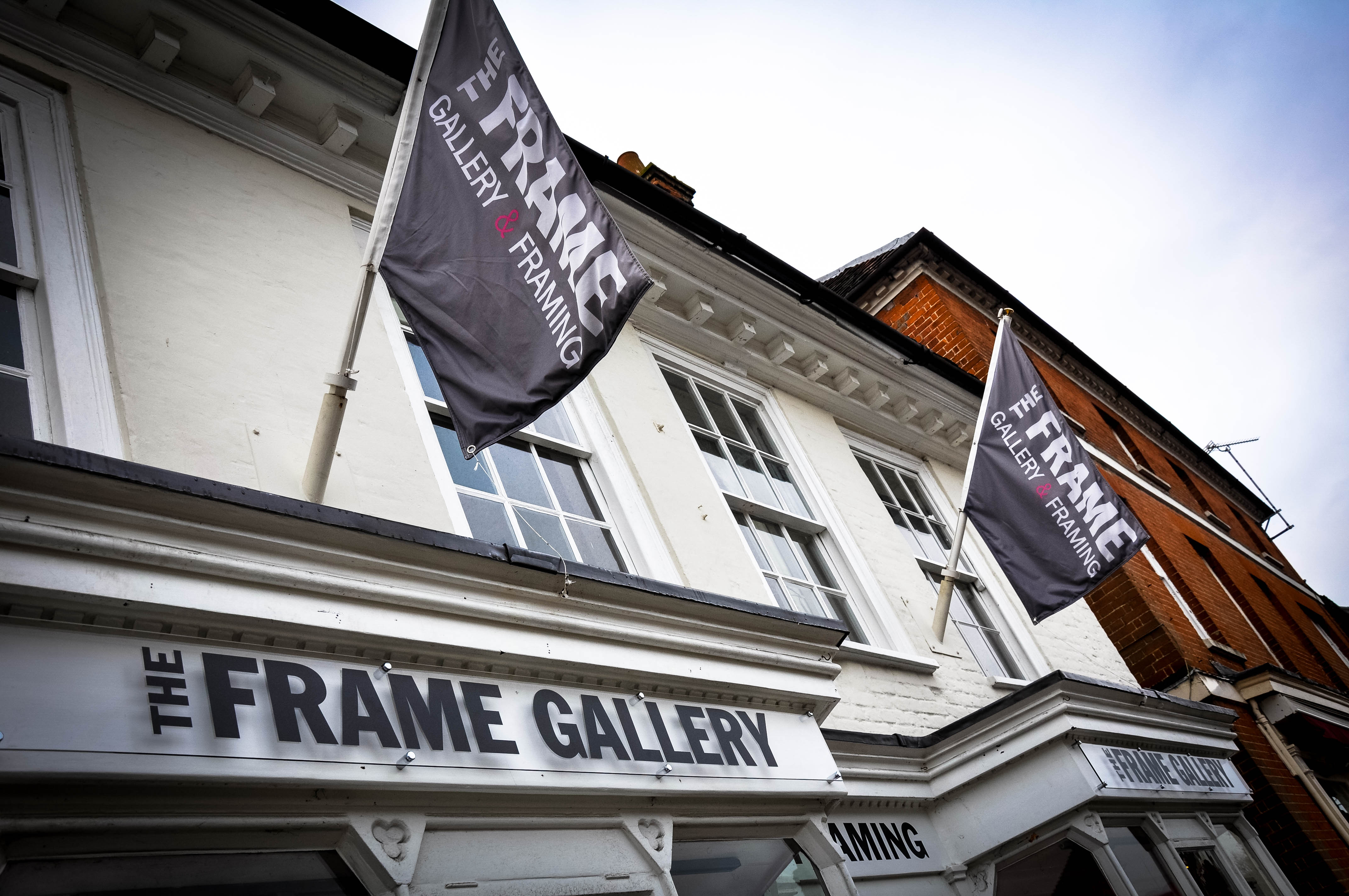 The Frame Art Gallery holds a number of art exhibitions and events throughout the year. To secure an invite please sign up to our newsletter.