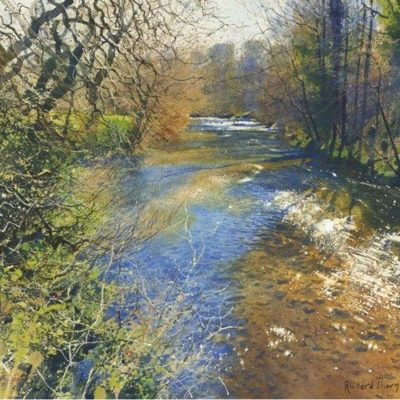 Richard Thorn A tale of two rivers The Frame Gallery Odiham