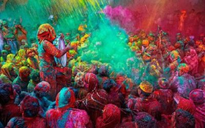 Immersing The Frame in Indian Vibrance