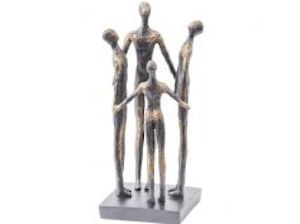 family circle sculpture available at the frame gallery in odiham