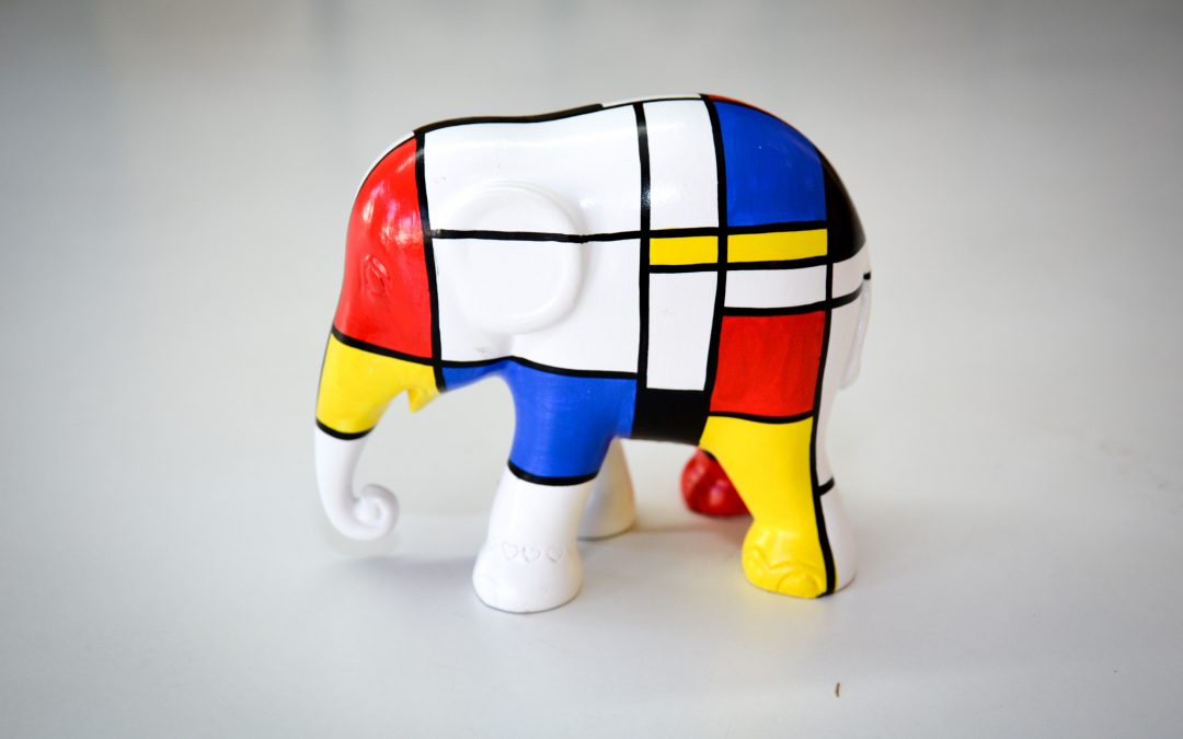 Winners Announced For Elephant Parade Colouring Competition