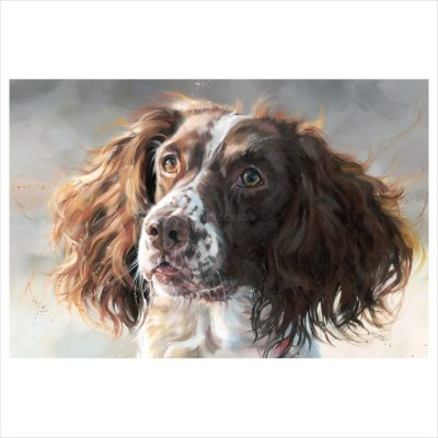 Expectation by Debbie Boon is now available at The Frame Gallery in Odiham,
