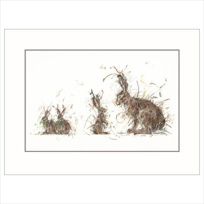 You'll Grow In To Them by AAminah Snowdon is available at the frame in odiham