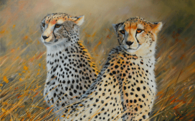 Standing By 'Our' Talented Wildlife Artist Pip
