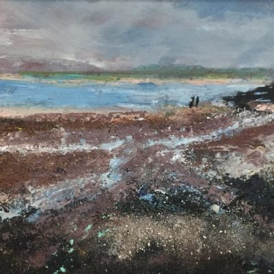 Maggie LaPorte Banks November St Ives available at The Frame Gallery in Odiham.